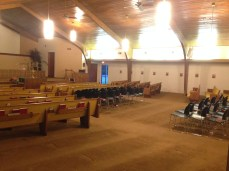 Church Pews - During 4